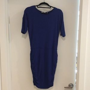 EUC Athleta Short Sleeve Dress